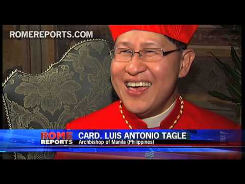 Cardinal Tagle: The second youngest and the most popular on Facebook
