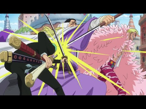 Zoro Vs Fujitora [full Fight] - One Piece Eng Sub [hd] video