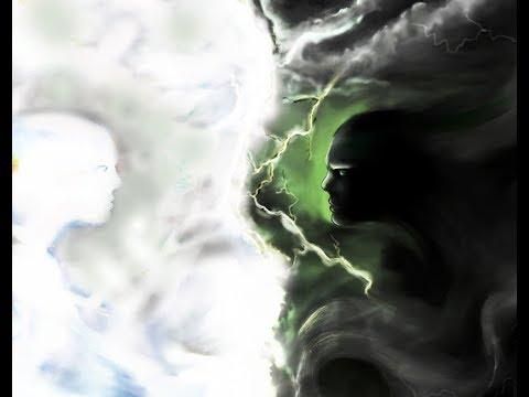 Árnyék és Fény, spirituális előadás, Dömény István