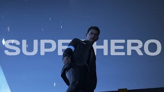 SUPERHERO - Connor (Detroit: become human) GMV