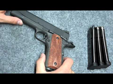 Citadel 1911 Full size.45 acp review made by Armscor in the