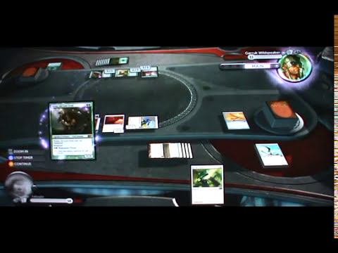 Magic The gathering 2012 gameplay + comentarios