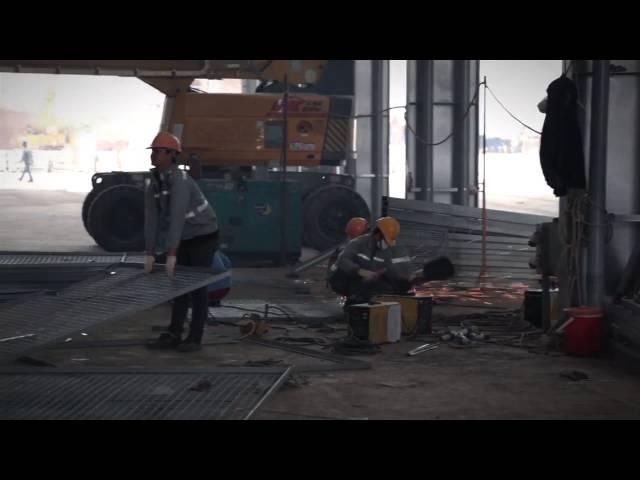 Dự án nhà máy đóng tàu của Damen tại Sông Cấm, Hải Phòng