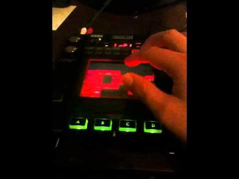 Daft Punk Kaoss Pad Remix