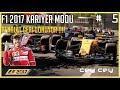 F1 2017 Kariyer Modu Türkçe I Ferrari'nin Dublesi I CeyCey I F1 2017 Kariyer