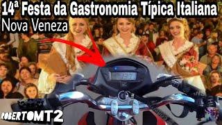Rachinha + 14ª Festa da Gastronomia Típica Italiana Nova Veneza / Roberto Moto Filmador
