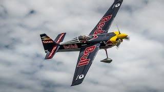 Sonka's winning lap from the Budapest Red Bull Air Race 2018
