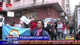 Polisi Hong Kong Tangkap Majikan TKI Erwiana