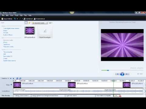How To Create Online Video With Movie Maker