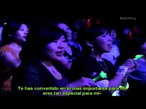 SS501 My Girl Live (Sub Español)