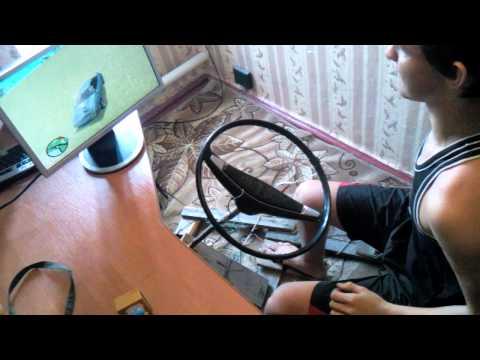 Как сделать коробку передач для руля своими руками