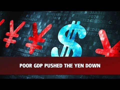 Japan's GDP Plummets