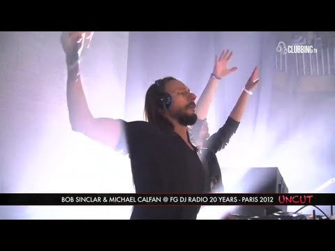 Grand Palais Paris with Bob Sinclar & Michael Calfan 2012 on Clubbing TV - UNCUT klip izle