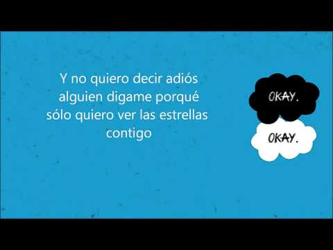 The Fault in Our Stars -  Troye Sivan (Subtitulada)