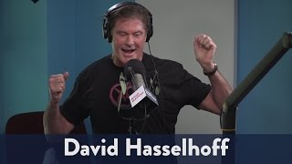 David Hasselhoff Rescued Someone in Real Life