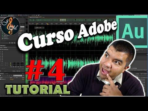 Como grabar voz en Adobe Audition CS6