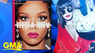 Rihanna's book features more than 1,000 photos l GMA
