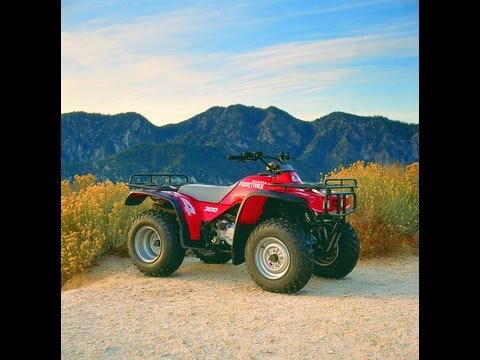 Clymer Manuals Honda TRX300 Fourtrax 300 TRX300FW Fourtrax Manual Fourtrax Manual Video ATV