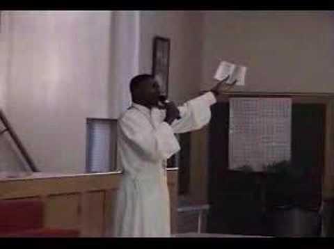 Ethiopian Orthodox Tewahedo spiritual song by Memher Zebene.