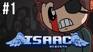 The Binding of Isaac: Rebirth - Episode 1 - Unfriendly Territory