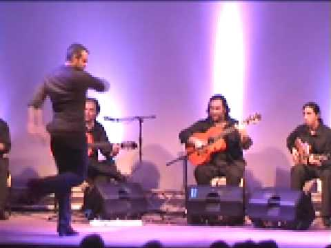Rafael Cortes Alegria baile: Antonio Arrebola 1/3