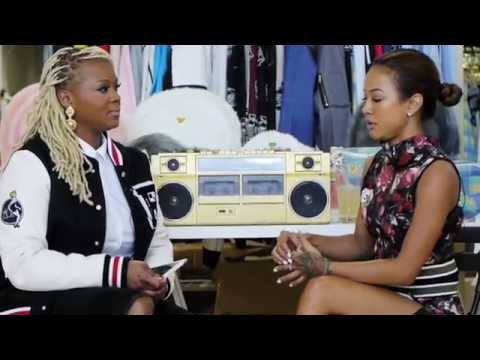 Talking Fashion with Karrueche Tran: Cocktails with Claire Closet...