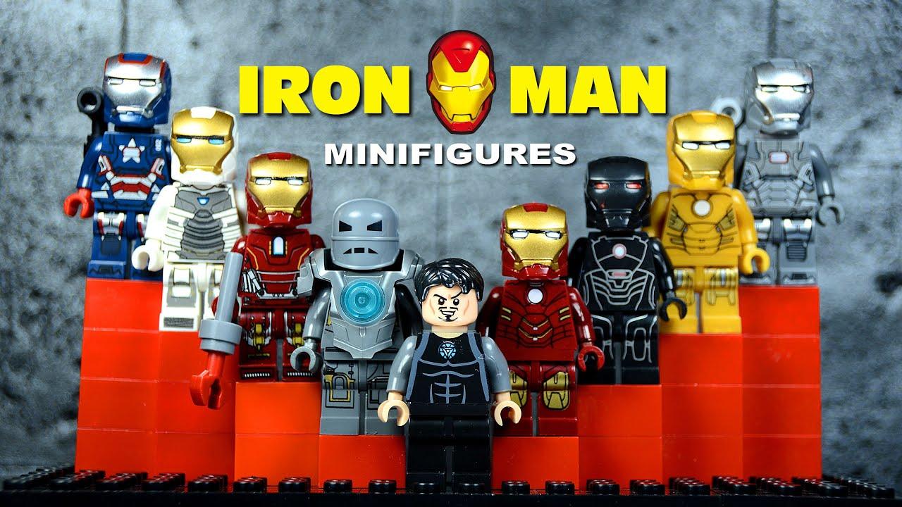 Iron Man Mark 42 Suit Up  Iron Man 3 2013 Movie Clip