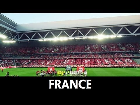 Top 10 Biggest Stadiums in France