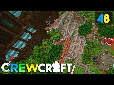 Crewcraft Minecraft Server :: HUGE Pathway! E48