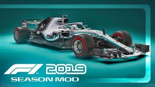 F1 2019 Season Mod Gameplay - Australian Grand Prix