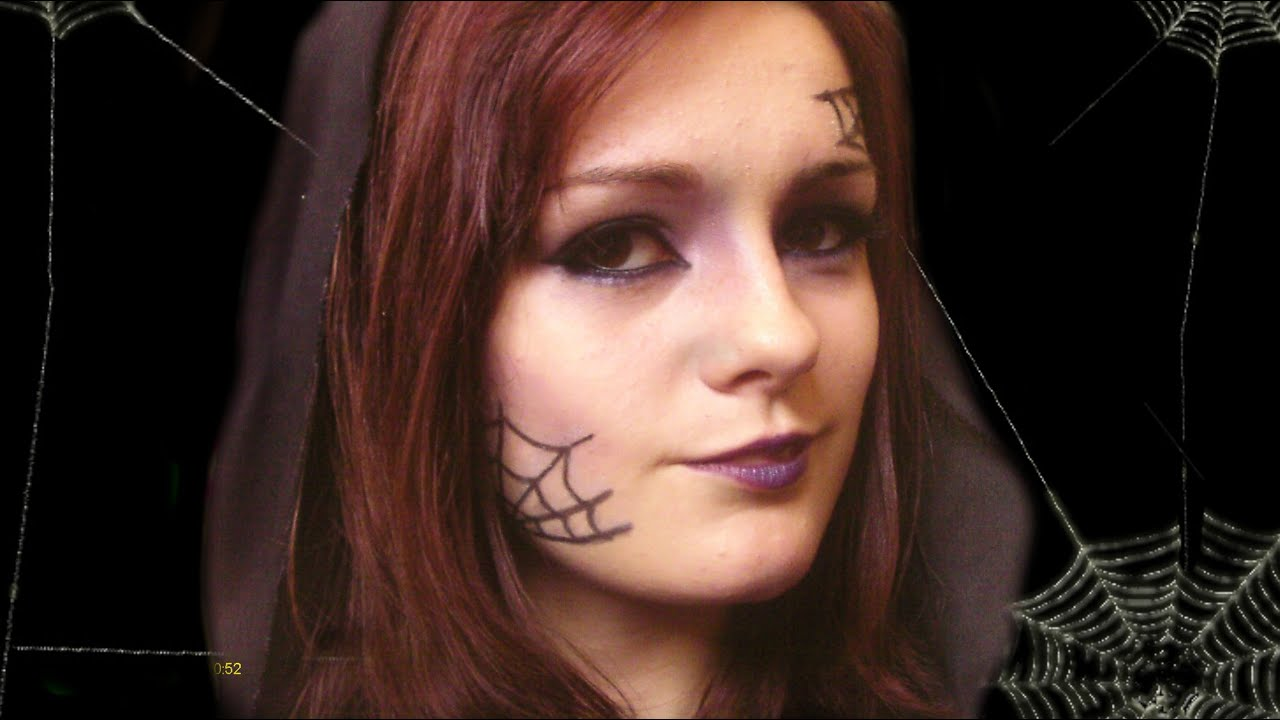 Halloween Spider Face Makeup Halloween Makeup Spider Queen
