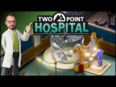 Ein Trauerspiel - Two Point Hospital #18 [Gameplay German Deutsch]