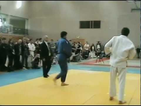 NUIG vs TCD - 2013 All Ireland University Judo Championship Team Final