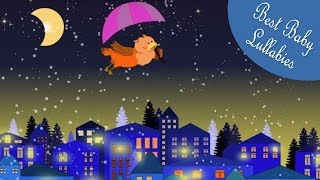 SNOWY LULLABIES Songs To Put A Baby To Sleep Lyrics Baby Lullaby Lullabies Bedtime Music