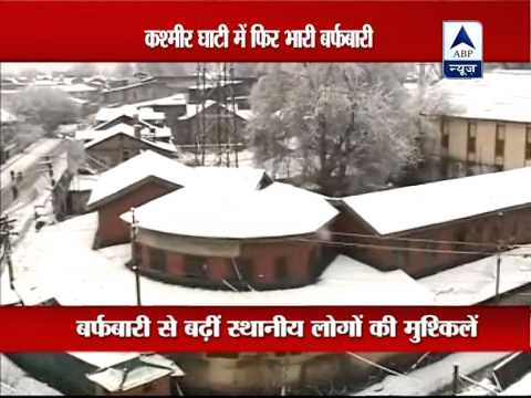 Fresh snowfall shuts Srinagar-Jammu highway