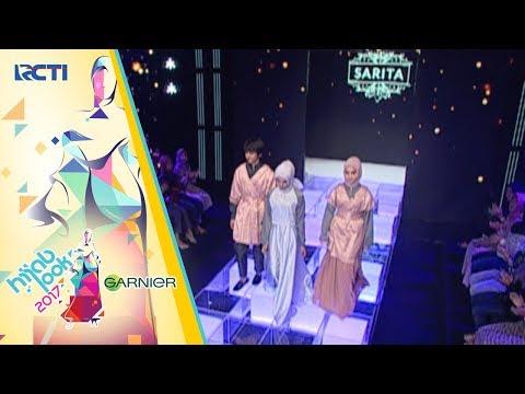 download lagu HIJAB LOOK 2017 - Komentar Para Juri Untuk Sarita, Seru Juga Ya 17 Juni 2017 gratis