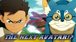 KOJI - New Series From The Studio Behind Avatar: The Legend of Korra & Voltron: Legendary Defender!!