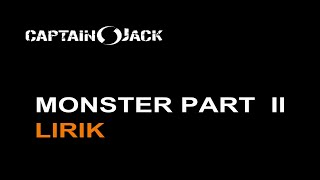 Monster Part  II - Captain Jack Band   cover