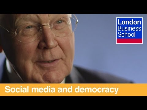 The power of social media and democracy | London Business School