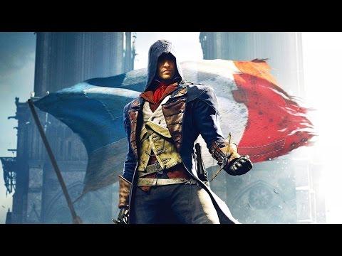Assassin's Creed Unity Open World Trailer