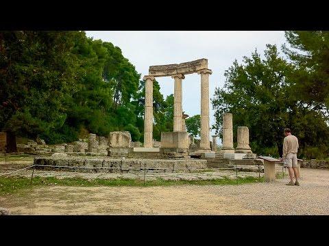 Azamara Quest: Ancient Olympia