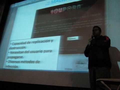Seguridad Informática con Software Libre (Flisol 2009) 1/4