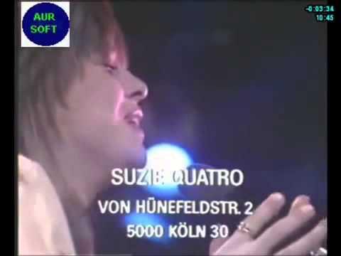 SUZIE QUATRO & BONNIE TYLER Среднее качество ]