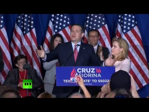 Ted Cruz concedes to Donald Trump in Republican race