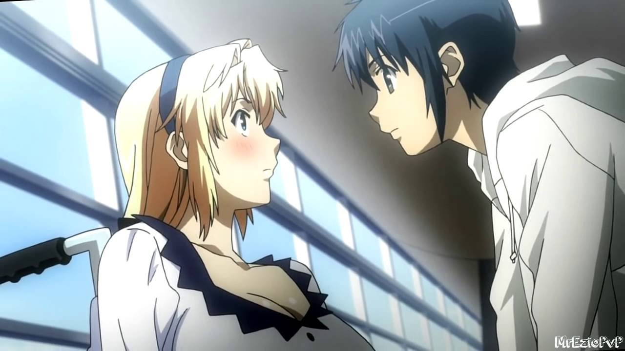 ecchi romance anime
