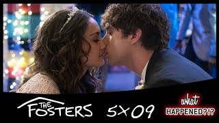 THE FOSTERS 5x09 Recap: Grace's Secret Revealed & Who Returns? | What Happened?!?