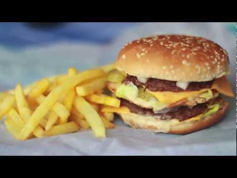 Hamburguesas estilo Big Mac caseras - Salsa y carne - Recetas de cocina