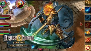 Notorious vs Levelz: Vega Square Guild War Part 1: Order and Chaos Online 2.7.0