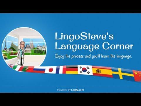 Los siete secretos del aprendizaje de idiomas: # 1 Hay que pasar tiempo con el idioma.