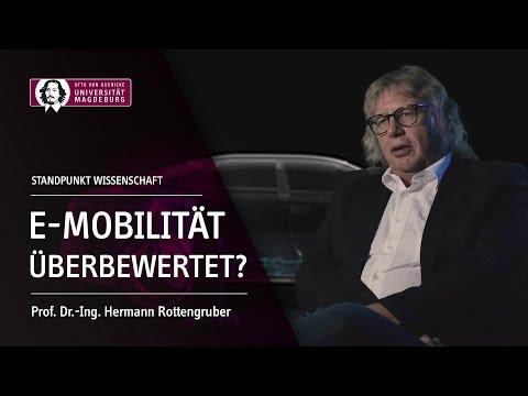 Standpunkt Wissenschaft: Wird die Elektromobilität überbewertet? | OVGU